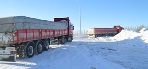 Ağrı-Erzurum karayolu ulaşıma açıldı