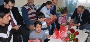 Vali Yavuz'dan şehit ailesine ziyaret