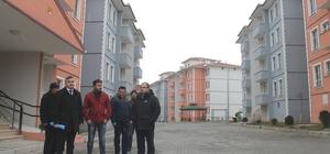 Turhal'da 190 sosyal konut hak sahiplerine teslim edilmeye hazır