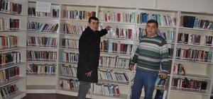 Halk Kütüphanesinde 15 Bin 212 kişi kitap okudu