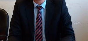 Türk Büro-Sen Gediz Temsilcisi Mehmet Erkan: