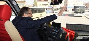 Toplu taşımaya yapılan yatırım 125 milyona ulaştı