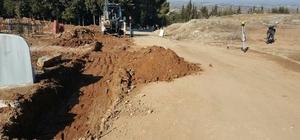 Ahmetli Mezarlığı'na düzenleme