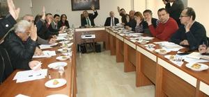 Devrek Şubat ayı belediye  meclis toplantısı gerçekleştirildi