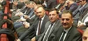Başkan Köksoy, Şehircilik Şurasına katıldı