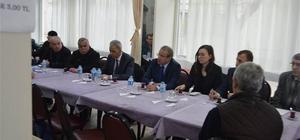 Lüleburgaz'da Huzur Toplantısı