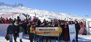 Gençlik Merkezi, Erciyes gezisi düzenledi