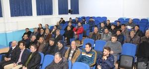 İnönü'de Buğday Yetiştiriciliği ve Gübreleme Konferansı