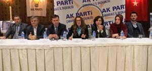 AK Parti İl Yönetim Kurulu'ndan Değerlendirme ve İstişare toplantısı