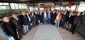 Başkan Subaşıoğlu, Muhtarlarla buluştu