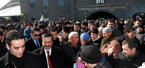 Başkan Atilla'dan esnaflara ziyaret