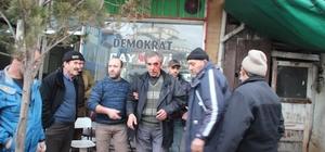 Akyazı'da motosiklet kazası: 1 yaralı