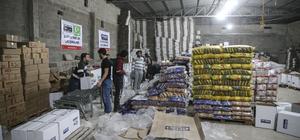 Suriye'ye yönelik insanı yardımlar