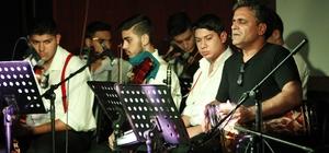 Konak'ta 'İlle de Yaşam Olsun' temasıyla konser