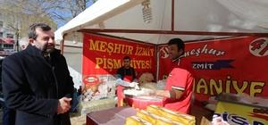 Gürsu'da hamsi festivali