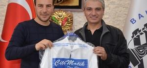 Balya Belediyesi adına Dünya Kupasında yarışacak