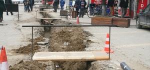 Devrek Belediyesi alt yapı çalışmalarına hız kazandırdı