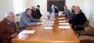 Sızır Belediyesi Şubat ayı meclis toplantısı yapıldı