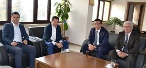 MEDAŞ'a milletvekili Altunyaldız'dan ziyaret