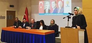 AK Parti Bayraklı Kadın Kolları'nda Dilek Yıldız dönemi