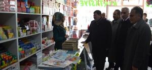 AK Parti esnaf ziyaretlerini sürdürüyor