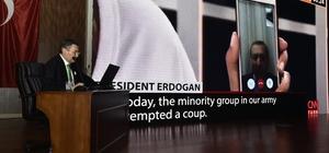 Gökçek, Avrupa Türk Demokratlar Birliği Teşkilatına 15 Temmuz'u anlattı