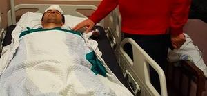 Afjet Afyonspor'un takım otobüsüne yapılan saldırı
