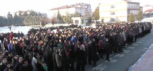 Kulu'da 8 bin 263 öğrenci için ders zili çaldı