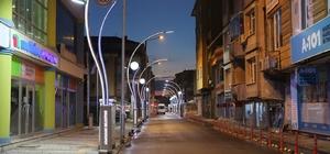 Adapazarı'nın 26 sokağında çevre düzenleme çalışmaları tamamlandı