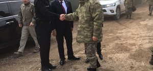 Genelkurmay Başkanı Akar Şanlıurfa'da