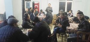 Hisarcık'ta seracılık kursu açıldı