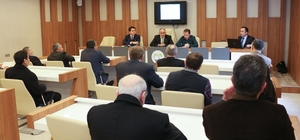 Yahyalı Belediye Meclisi Şubat ayı toplantısını Yaptı