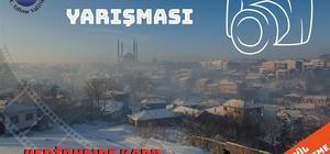 Edirne Valiliğinden 'kar fotoğrafı' yarışması