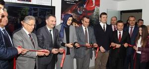 15 Temmuz Şehitleri kütüphanesi açıldı