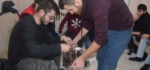"""Afyonkarahisar'da """"Çaya Geliyoruz"""" projesi devam ediyor"""