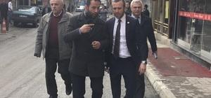 Dr. Özen'den Kozlu Belediyesi'ne taziye ziyareti