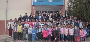 KAVAK'tan öğrencilere kırtasiye yardımı