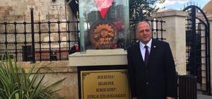 Milletvekili Nejat Koçer, Antep'e, 'Gazilik' unvanı verilişinin 96'nci yıl dönümünü kutladı