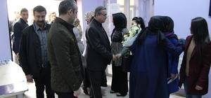 Şırnak Valisi Su, Kadın Kültür Merkezini ziyaret etti