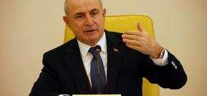 Başkan Akgün'den sokak hayvanlarıyla ilgili iddialara tepki