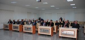 İl Genel Meclisi Şubat ayı son birleşimi yapıldı
