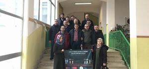 İtalya'da aldıkları kursu Sorgun'daki meslektaşlarına aktaracaklar