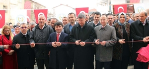 Tufanbeyli'de Aile ve Çocuk Sosyal Merkezi açıldı