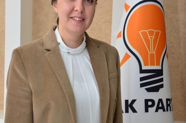 AK Parti Eskişehir İl Kadın Kolları Başkanlığına Özlem Yalçın atandı
