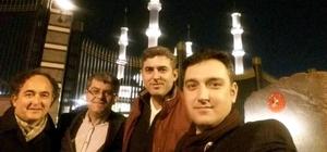 Körfez ilçe başkanları Ankara'ya çıkarma yaptı