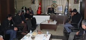 Başkan Kale Hodoğlu Mahallesini ağırladı
