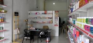"""Suriyelilerin işlettiği bakkal görünümlü """"diş kliniği"""" kapatıldı"""