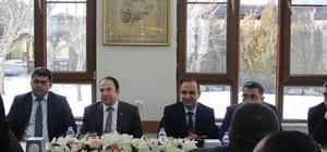 Kulu'da, İlçe Müdürleri Kurulu Toplantısı yapıldı