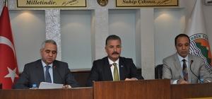 Toroslar Belediyesi Şubat Ayı Meclis Toplantısını yaptı
