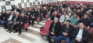 Devrek Tarım Müdürlüğünden muhtarlara yönelik bilgilendirme toplantısı